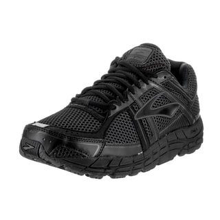 Brooks Men's Addiction 12 Wide Black Running Shoes