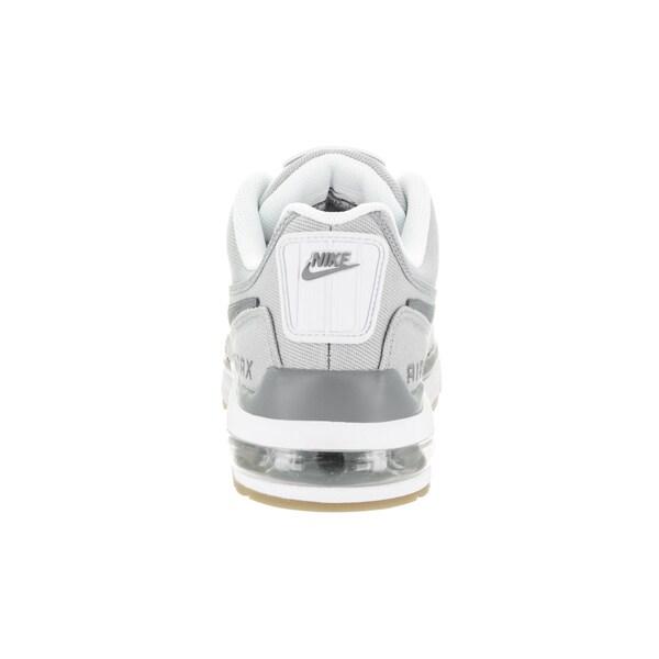 Shop Nike Men's Air Max LTD 3 TXT Grey Textile Running Shoes