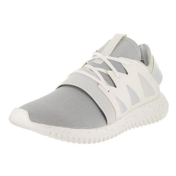 2e4a27a97a971 Shop Adidas Women s Tubular Viral W Beige Canvas Running Shoes ...