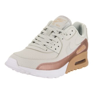 Nike Women's Air Max 90 Ultra SE Beige Running Shoes