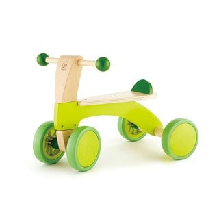Hape Scoot Around Wooden Ride-on Bike