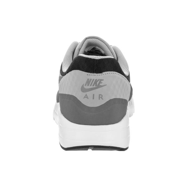 Shop Nike Men's Air Max 1 Ultra Essential Grey Textile
