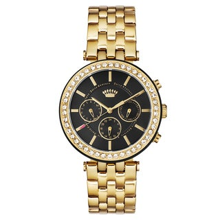 Juicy Couture Ladies' Gold and Stainless Steel Watch
