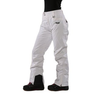 Marker Women's POP Jean White Snow Pants