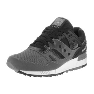 Saucony Men's Black Suede Grid SD Running Shoe
