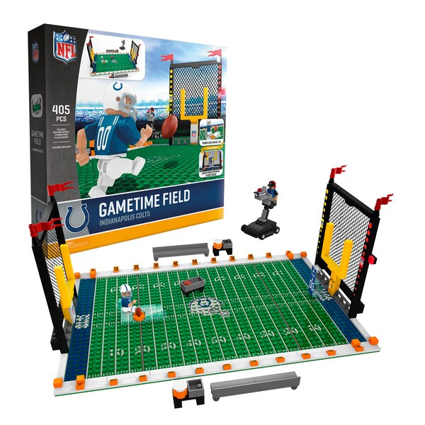 Oyo Sports Indianapolis Colts Game Time Set