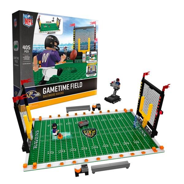 Oyo Sports Baltimore Ravens Game Time Set