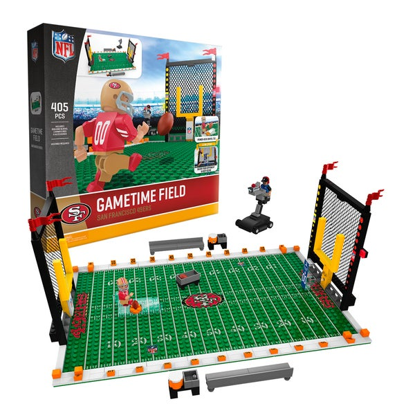 Oyo Sports San Francisco 49ers Game Time Set
