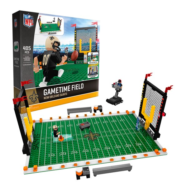 Oyo Sports New Orleans Saints Game Time Set