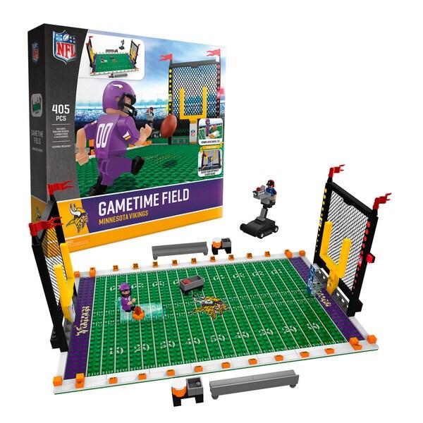 Oyo Sports Minnesota Vikings Game Time Set