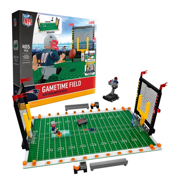 Oyo Sports New England Patriots Game Time Set