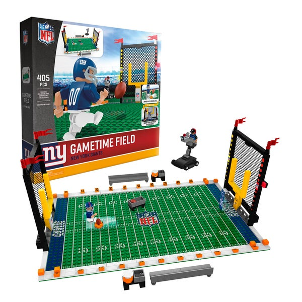 Oyo Sports New York Giants Game Time Set