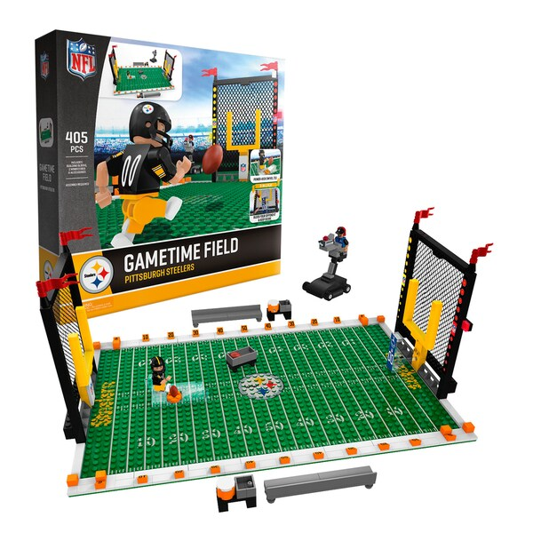 Oyo Sports Pittsburgh Steelers Game Time Set