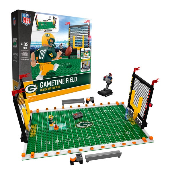 Oyo Sports Green Bay Packers Game Time Set
