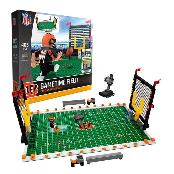 Oyo Sports Cincinnati Bengals Game Time Set