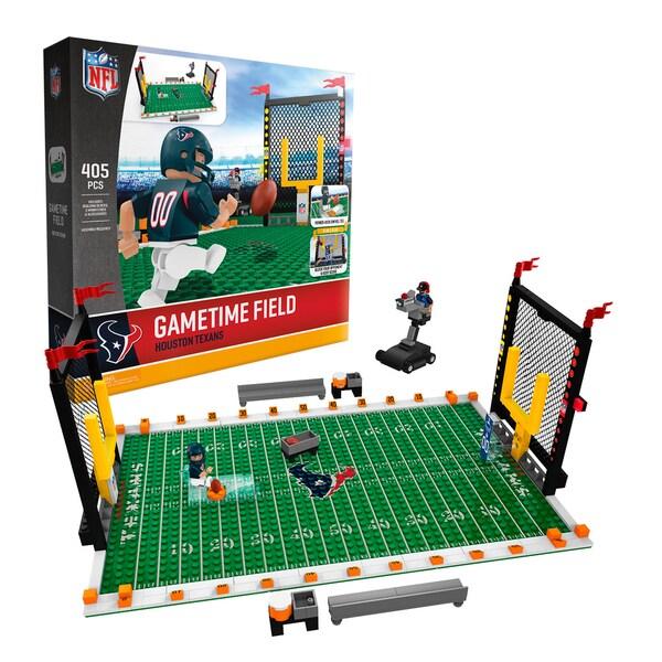 Oyo Sports Houston Texans Game Time Set