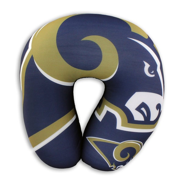 Aminco Los Angeles Rams NFL Impact Neck Pillow