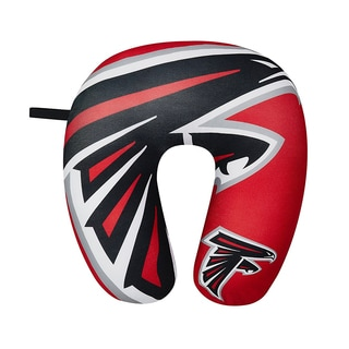 Aminco Atlanta Falcons NFL Impact Neck Pillow