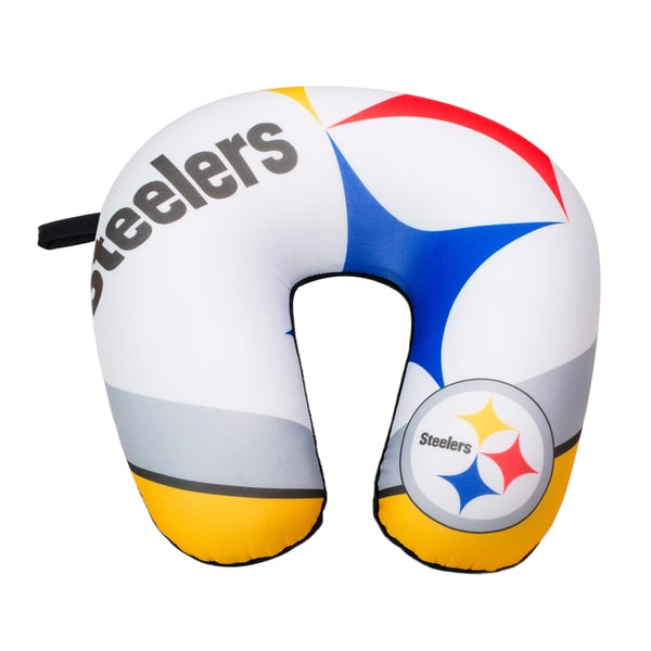 Shop Aminco Pittsburgh Steelers Nfl Impact Neck Pillow