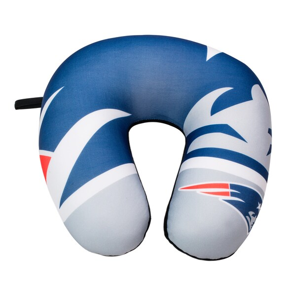 Aminco New England Patriots NFL Impact Neck Pillow