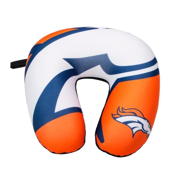 Aminco Denver Broncos NFL Impact Neck Pillow
