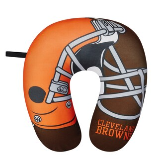 Aminco Cleveland Browns NFL Impact Neck Pillow