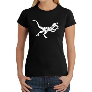 Women's Cotton Velociraptor T-Shirt