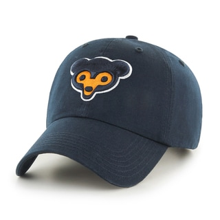 Chicago Cubs MLB Navy Clean Up Hat