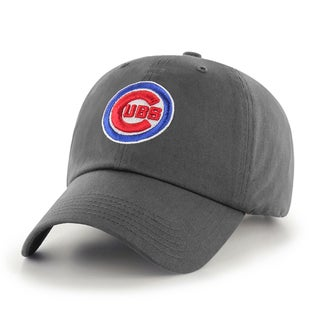 Chicago Cubs MLB Charcoal Clean Up Hat