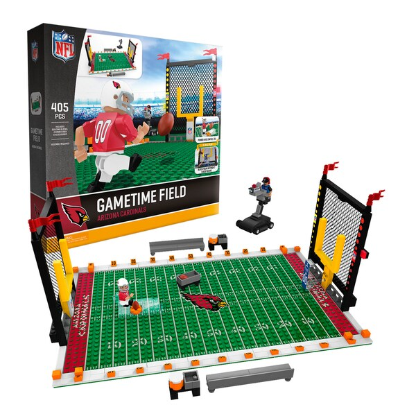 Oyo Sports Arizona Cardinals Game Time Set