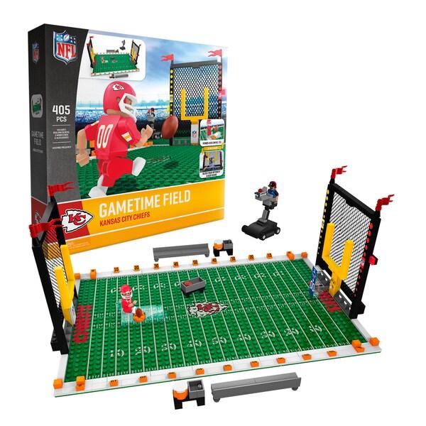 Oyo Sports Kansas City Chiefs Game Time Set