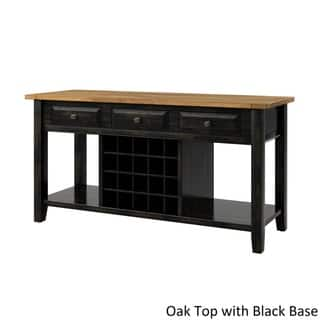 Buy Black French Country Buffets Sideboards China Cabinets Online At Overstock