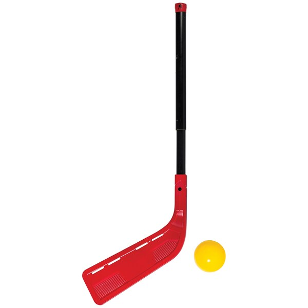 Franklin Sports Kong Sports Hockey Stick and Ball Set
