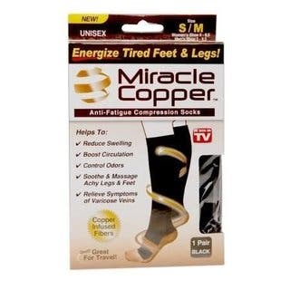 Miracle Copper Socks S/M