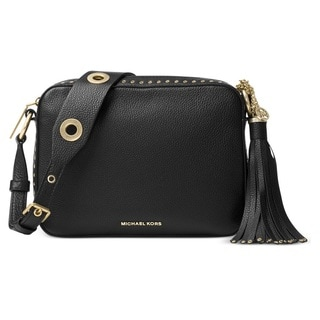 Michael Kors Brooklyn Large Black Camera Bag