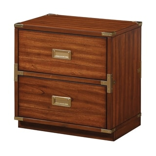 Wellington 2-Drawer Accent Storage Cabinet