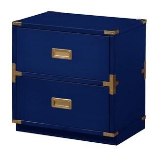 Wellington 2-Drawer Accent Storage Cabinet