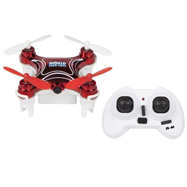 World Tech Toys Nemo Camera RC Spy Drone