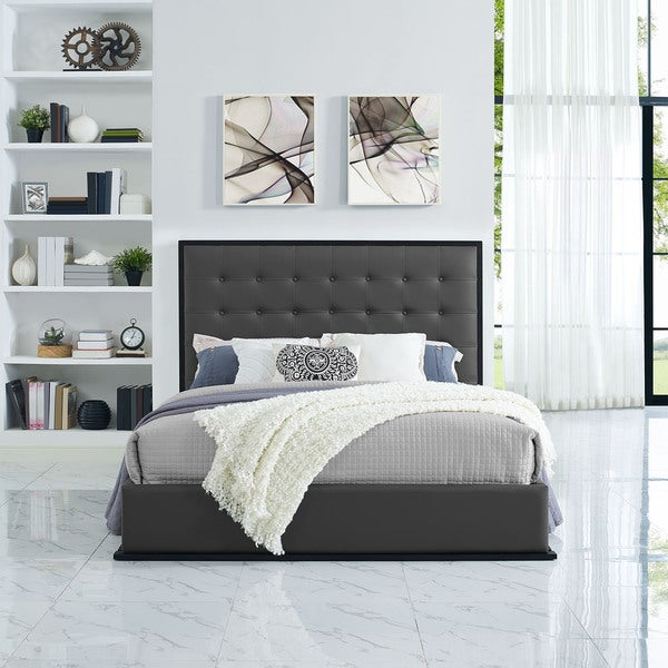 Shop Madeline Vinyl Bed Free Shipping Today Overstock