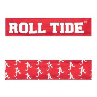 University of Alabama Reversible Team Color Headband