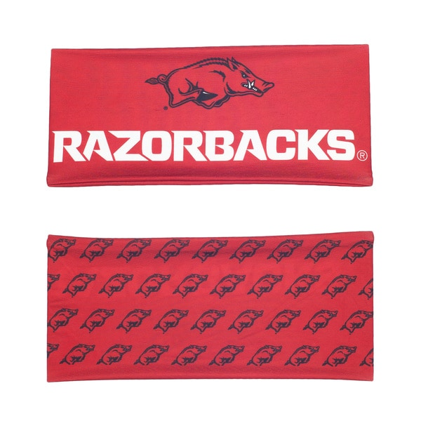 University of Arkansas Reversible Team Color Headband