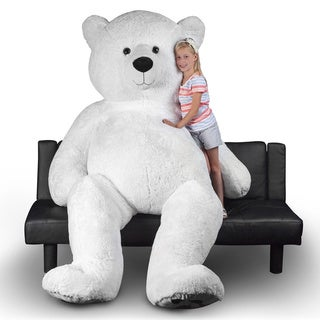 Polar Bear 94-inch Giant Stuffed Animal