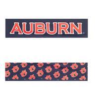 Auburn University Reversible Team Color Headband
