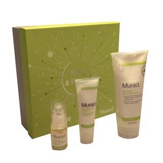 Murad Merry and Renewed 3-piece Set