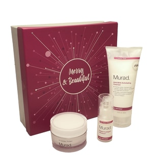 Murad Merry and Beautiful 3-piece Holiday Kit