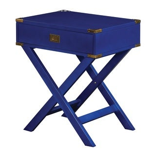 Wellington X Base Accent Table