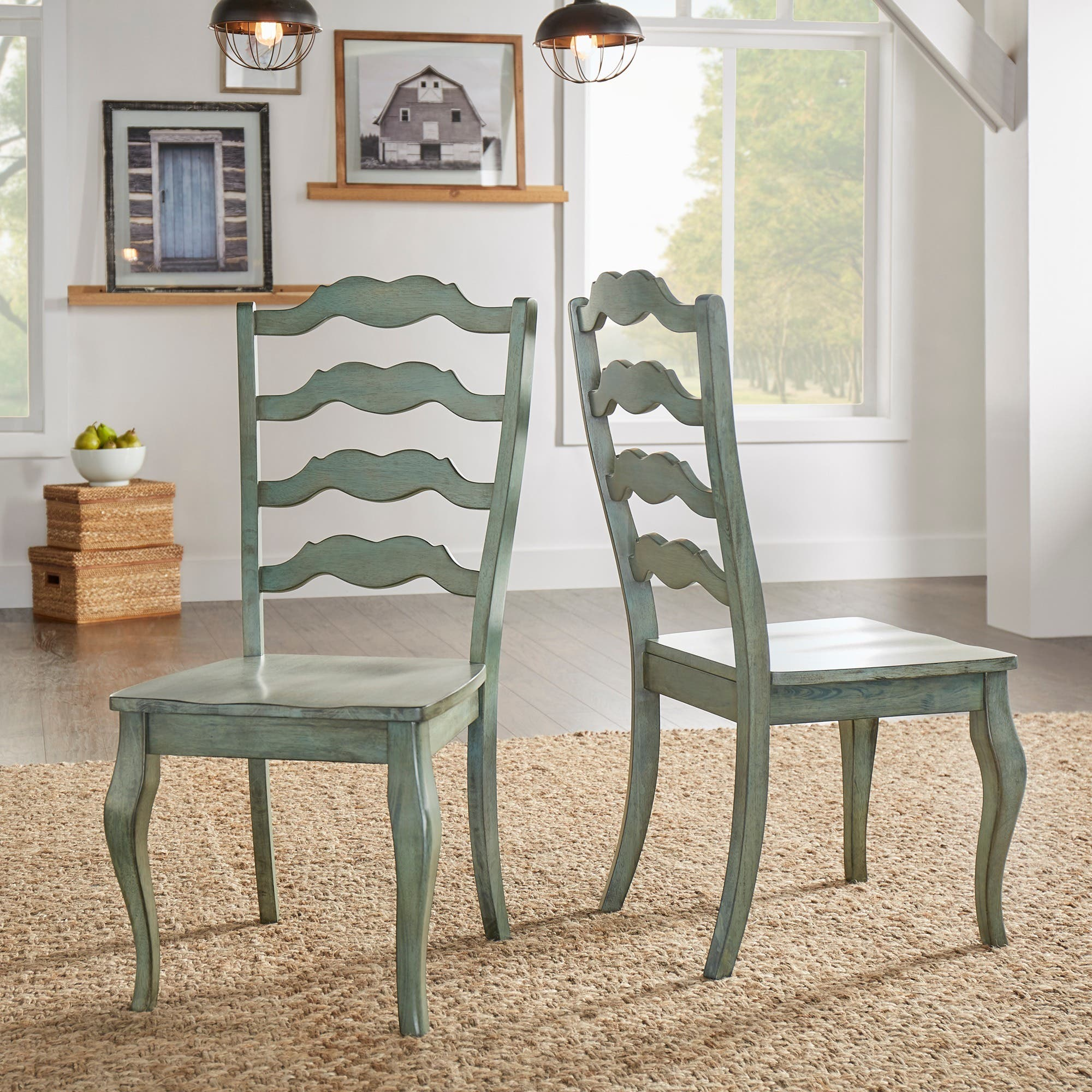 Kitchen dining room chairs for less for Inspire q dining room chairs