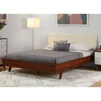 Simple Living Cassie Mid-Century Queen Bed