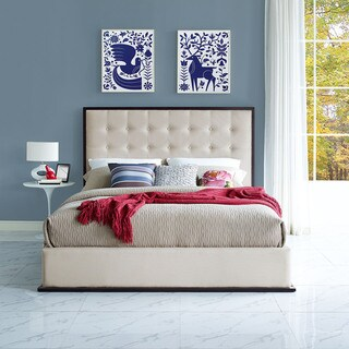 Madeline Upholstered Bed (3 options available)