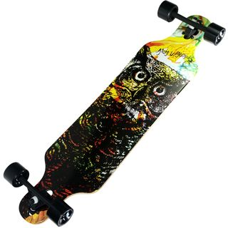 Atom 'Owl' Maple Laminate 40-inch Drop-through Longboard